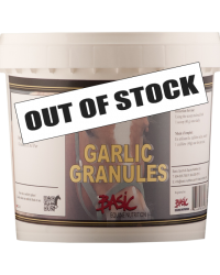 Garlic Granules - temporarily out of stock