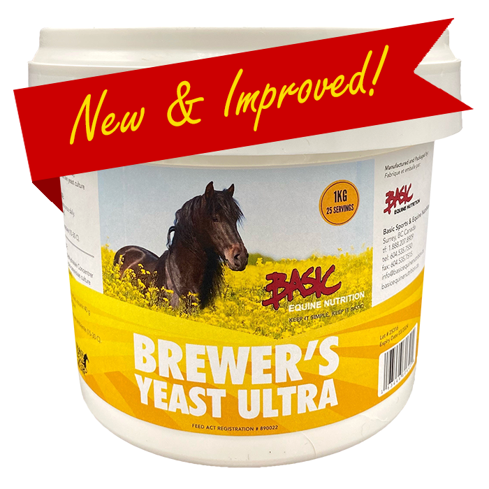 Brewer's Yeast Ultra - 1kg - new and improved