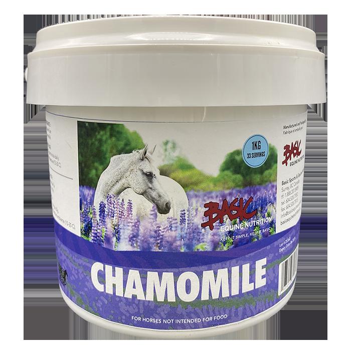 Chamomile horse supplement - 1 kg