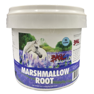 Marshmallow Root - 1 kg - equine supplement